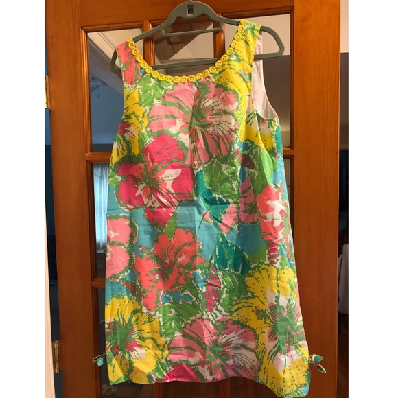 Lilly Pulitzer Dresses & Skirts - ECU lilly Pultizer big flirt Delia shift!